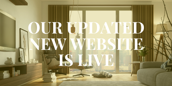 Our updated website is now Live