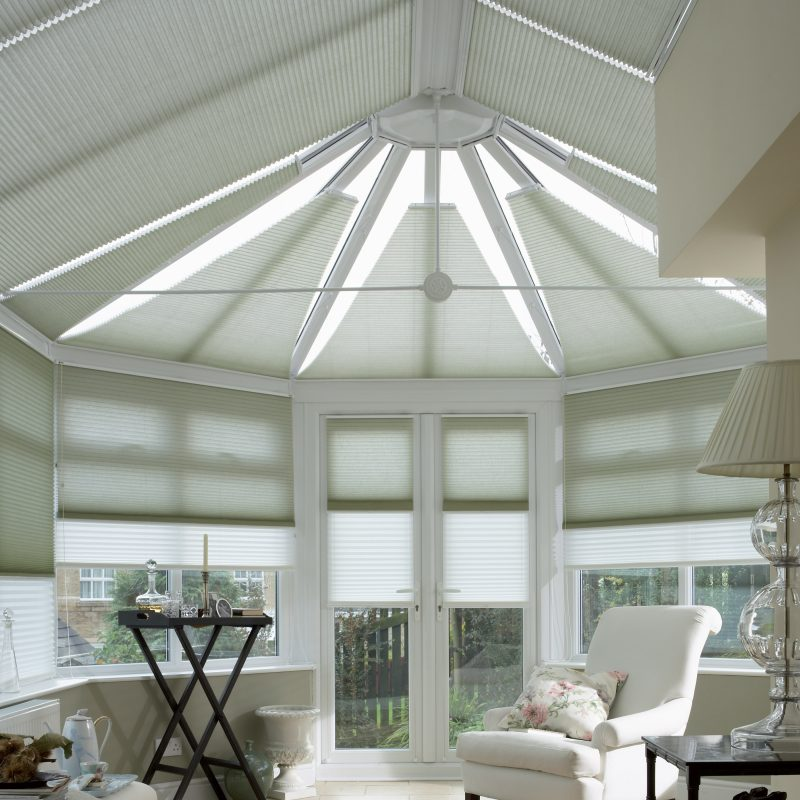 conservatory blinds stamford